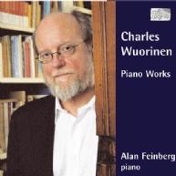 Charles Wuorinen - piano music