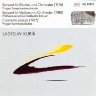 Ladislav Kubik - Concertos