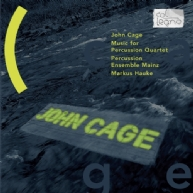 John Cage - Music for Percussion Quartet