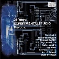 Experimentalstudio Freiburg 25 years