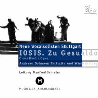 Neue Vocalsolisten Stuttgart - Iosis