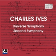 Charles Ives - Universe & 2nd Symphony
