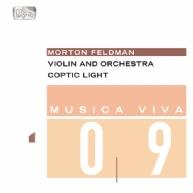 Morton Feldman - violin concerto