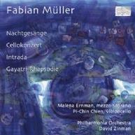 Fabian Müller - cello concerto