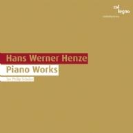 Hans Werner Henze - Piano Works