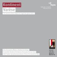 Edgard Varèse - Kontinent Varèse