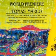 Tomás Marco - Symphonies no. 4 & 5