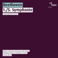 Ludwig van Beethoven - Symphonies 1 & 5